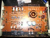 Wzmacniacz samochodowy CDI GM-X554