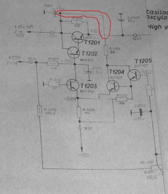 Oscyloskop DT-516 - kilka małych problemów