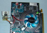 Regulator obrotów wiatraka karty graficznej