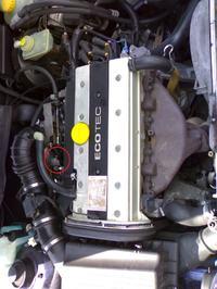 vectra 1,8 16v benzyna gasnie