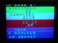 Zegarek RGB (AVR)