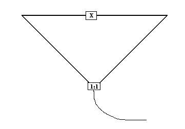 Rozwierana antena delta na pasma 3,5/7/14/21/28...