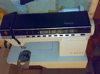 Maszyna do szycia Singer futura model1100 uszkodzona zebatka