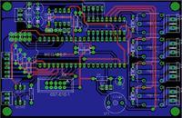 Budowa multimedialnego wzmacniacza 2.1 ze sterowaniem uP