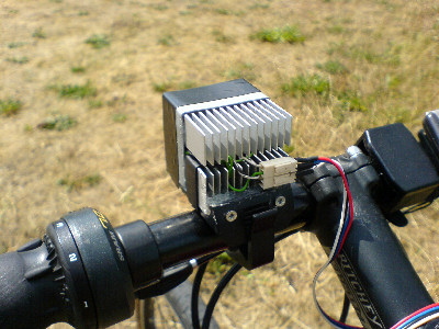 LED -diody mocy 3x5W lub 3x3W do roweru czy 10W dioda mocy!