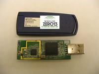 Karta sieciowa USB a wyjście na antene