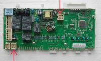 Pralka Indesit WIXXL 126 - mruga dioda czerwona i zielona