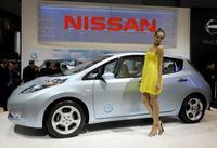 W UK od 2013 będą produkowane elektryczne samochody Nissan
