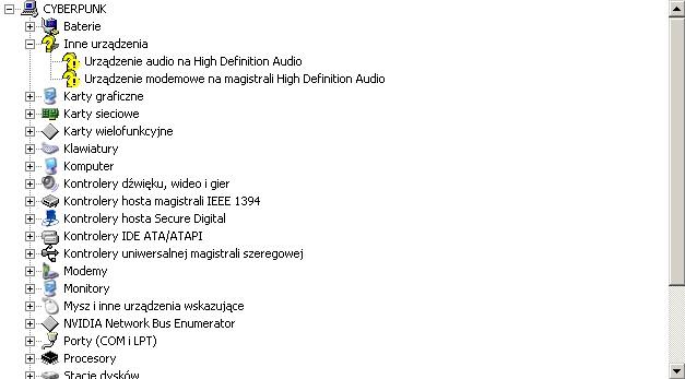 HP CONEXANT HDAUDIO SOFT DATA FAX MODEM DRIVER