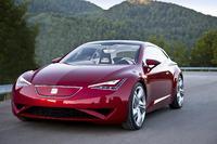 Seat Ibe -koncepcja sportowego coupe o napędzie elektrycznym
