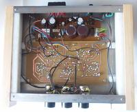 Wzmacniacz lampowy audio